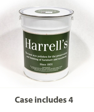 Harrell S Wax Colorless W011 Case Of